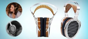 Best Premium Open Back Headphones - HIFIMAN HE1000 Over Ear Planar Magnetic