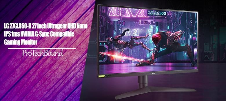Best LG Gaming Monitors Under $500