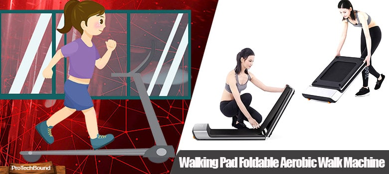 Walking Pad Foldable Aerobic - Best Compact Treadmills for Small Spaces