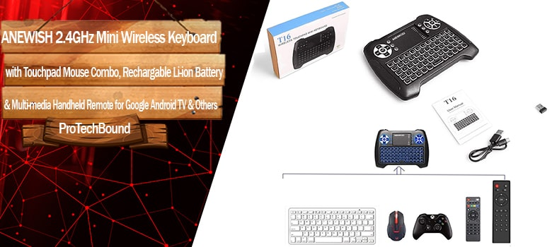 Best Smart TV Keyboards
