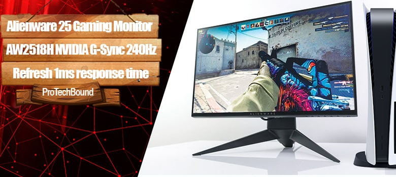 Best 240 Hz Refresh Rate Gaming Monitor