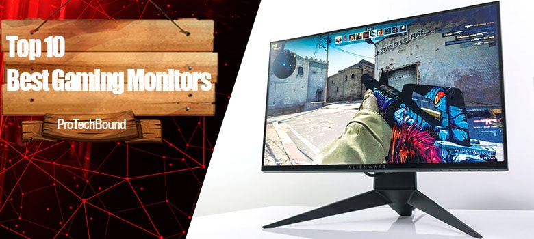 THE BEST MONITORS FOR GAMING IN PC AND OTHER GAMING CONSOLES