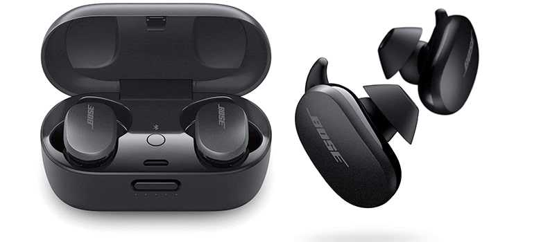Bose QuietComfort Noise Cancelling Earbuds - True Wireless Earbuds