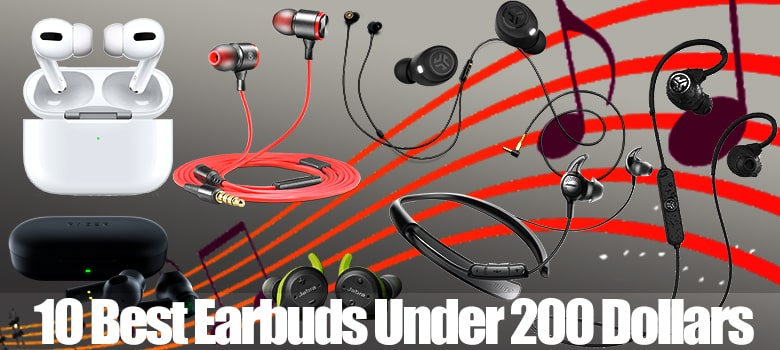 Best Earbuds Under 200