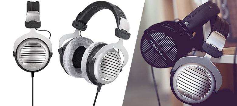 beyerdynamic DT 990 Edition 600 Ohm Headphones in under $200