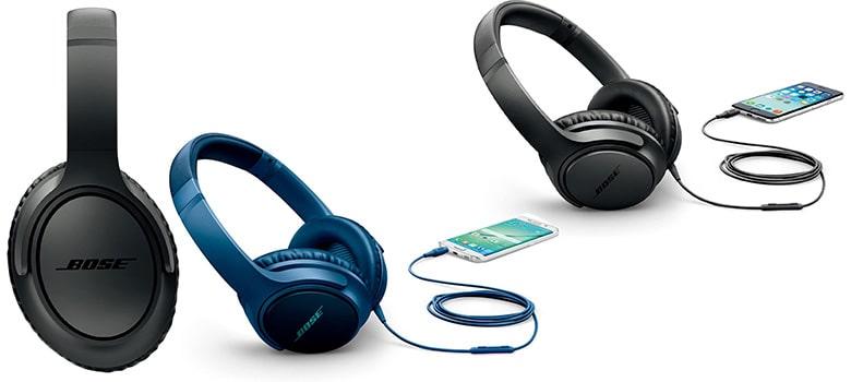 Bose SoundTrue around-ear headphones 2 in under 200 Dollars